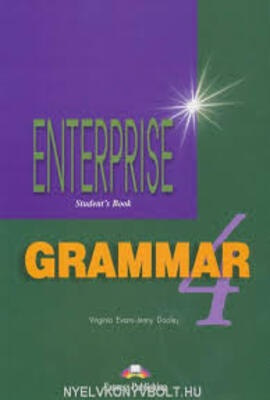 Английска граматика към учебник Upstream for Bulgaria for the 8th grade. Part 4 - Enterprise Grammar 4